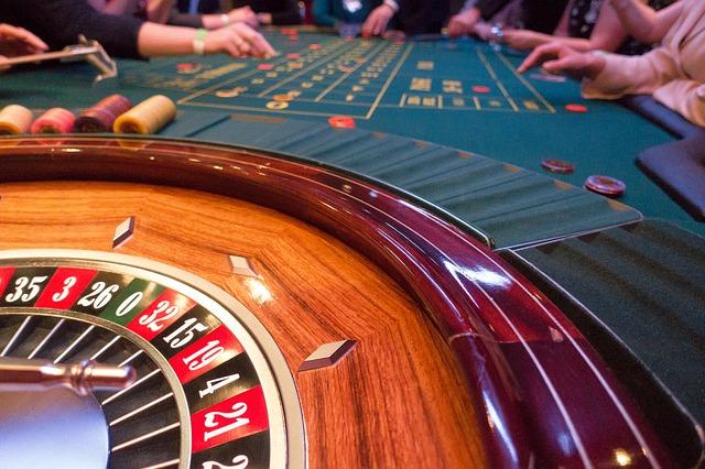 Casino Geldanlagen